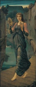 Aurora by Edward Burne-Jones